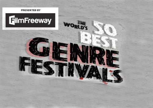 Genre Fest Marquee